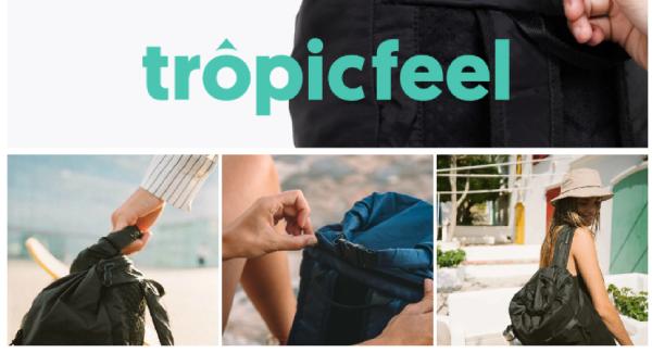 Tropicfeel mochilas