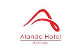 logo alanda hotel
